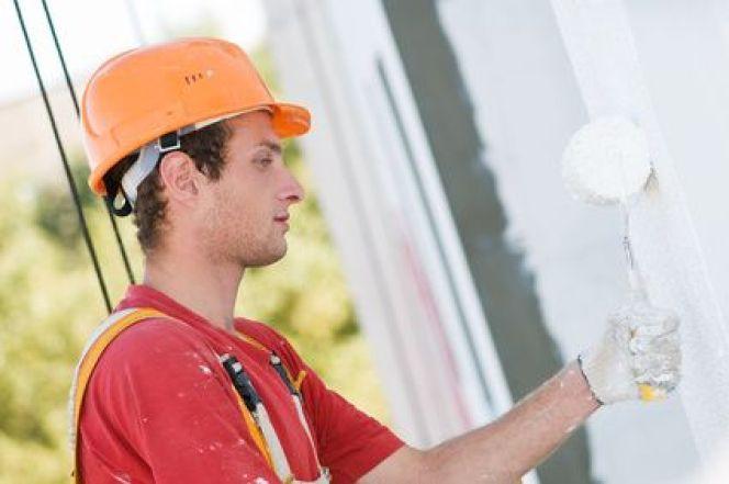 Traitement hydrofuge d'une façade