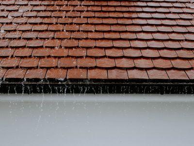 Traitement d'une toiture