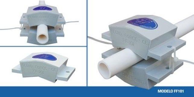 Traitez l'eau de Maison avec la technologie Fluid Force (FF)