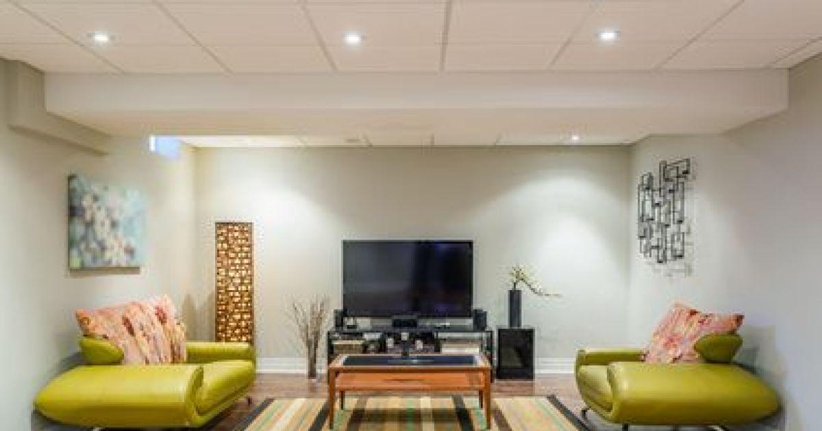 transformer une cave en pi ce vivre. Black Bedroom Furniture Sets. Home Design Ideas