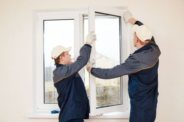 Transformer une fenêtre fixe en fenêtre ouvrante