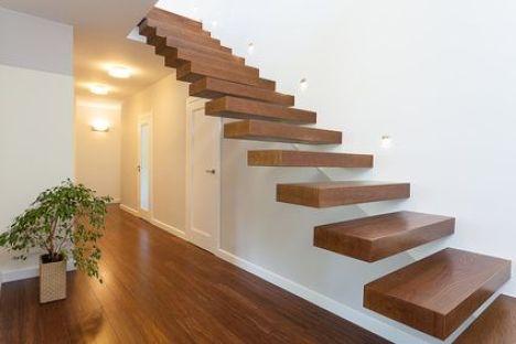 Types d'escaliers