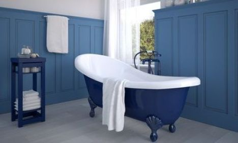 Types de baignoires