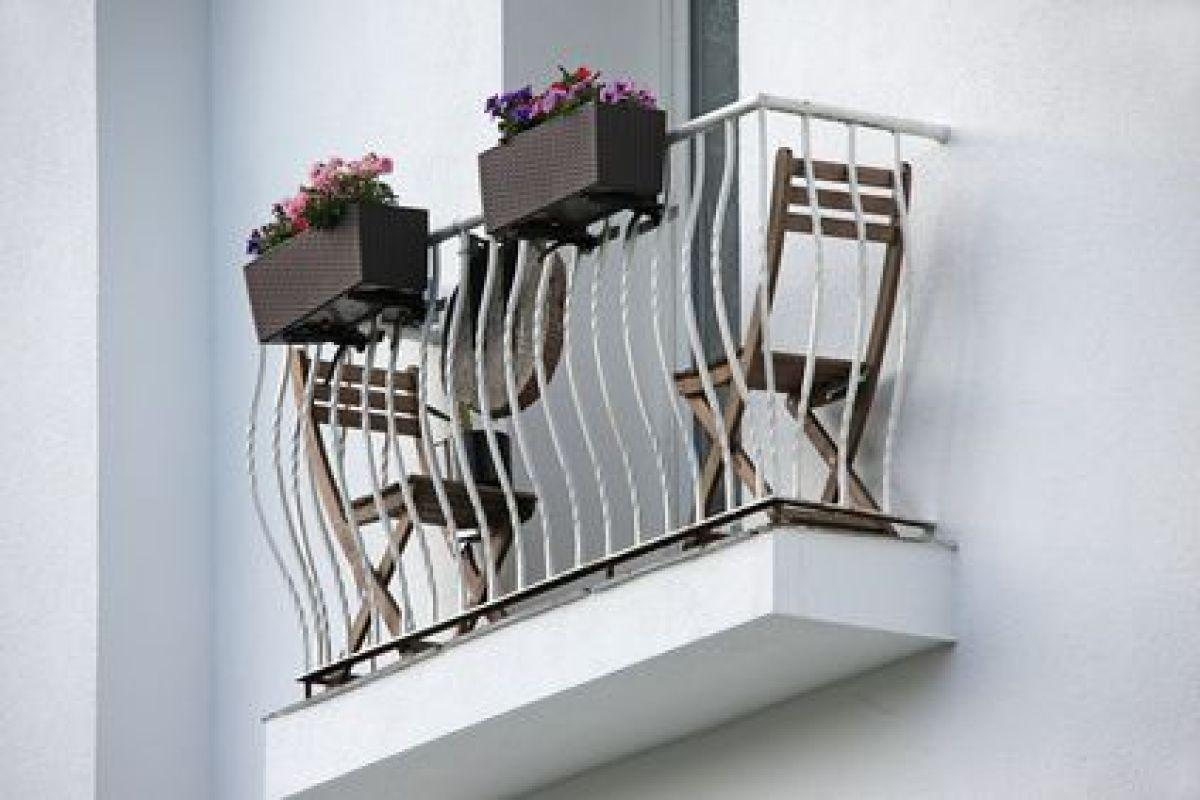 Espacement Entre Barreaux Garde Corps un garde-corps pour votre balcon