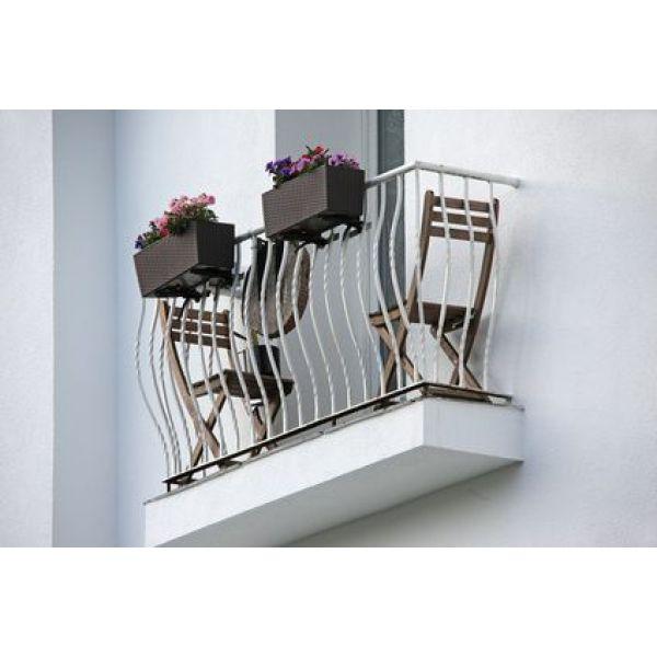 un garde corps pour votre balcon. Black Bedroom Furniture Sets. Home Design Ideas
