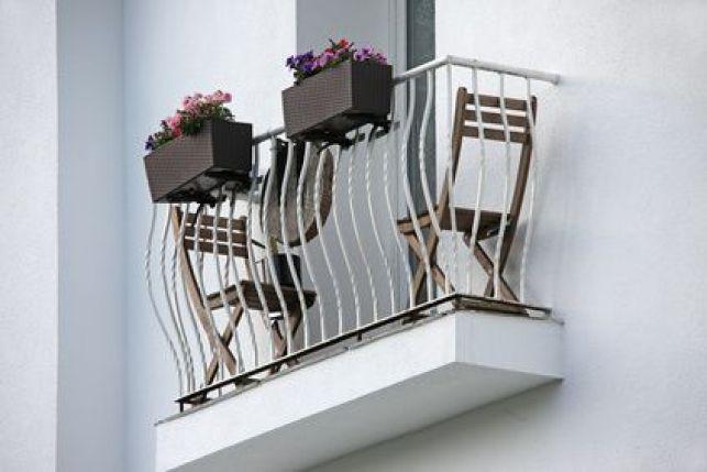 Un garde-corps pour votre balcon
