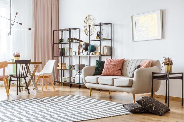 Un salon moderne : déco et aménagements possibles