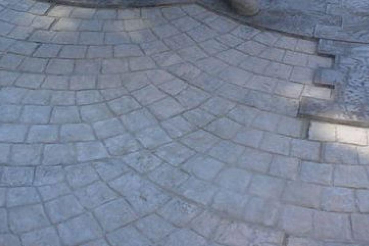 Pose Beton Ciré Exterieur un sol en béton matricé, caractéristiques, effets, application