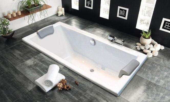 Notre s lection des plus belles baignoires une baignoire for Baignoire aquarine quadra