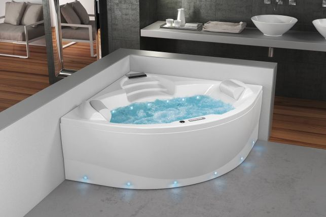 Une baignoire sur-mesure