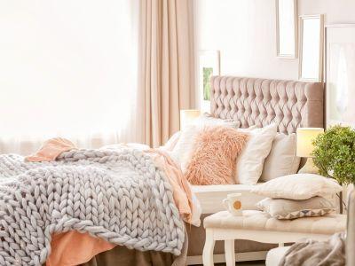 Une chambre conçue et aménagée pour bien dormir