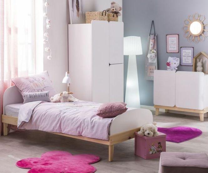 Chambre petite fille alinea pirate tente pour lit enfant - Chambre petite fille alinea ...