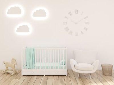 Une chambre de bébé Feng Shui