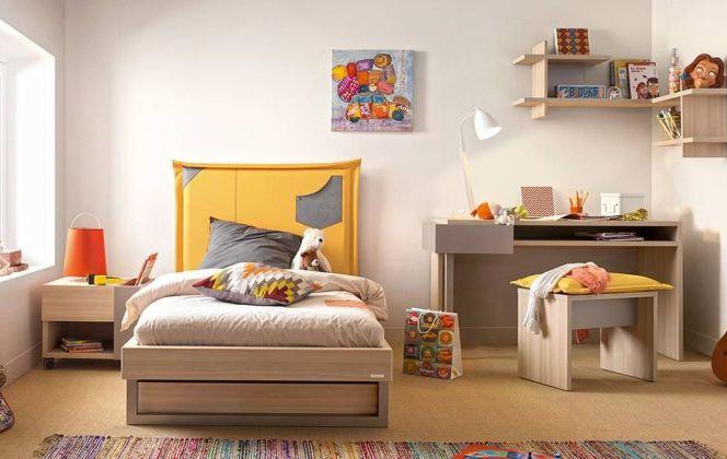 Une chambre pour les grands ! © Gautier