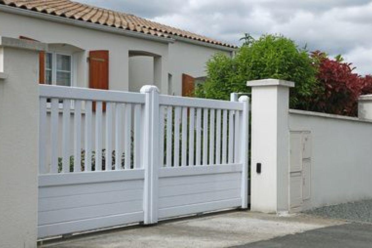 Prix D Un Mur De Cloture En Plaque De Beton une clôture en béton