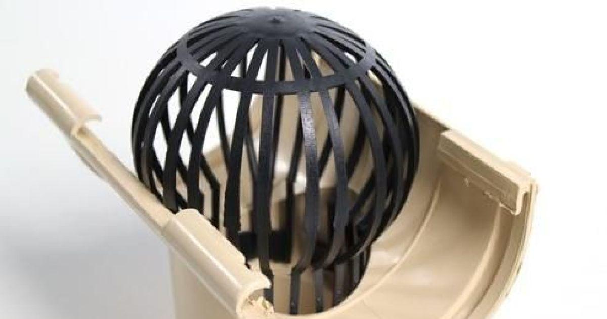 la crapaudine de goutti re une bonne protection. Black Bedroom Furniture Sets. Home Design Ideas