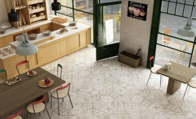 Une cuisine ambiance bistrot