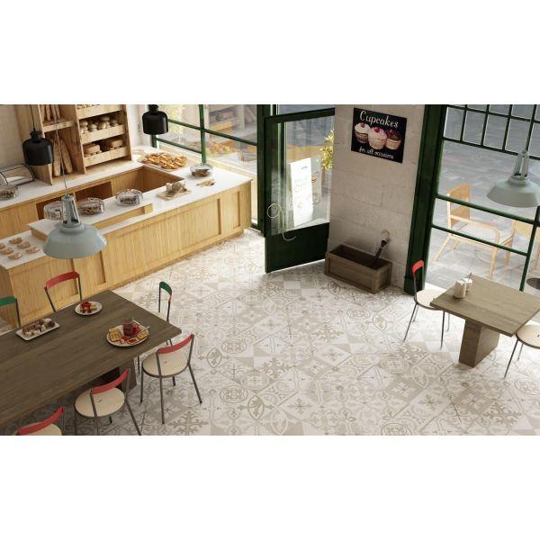 Une cuisine avec cloison en verre fa on atelier for Separation de cuisine en verre