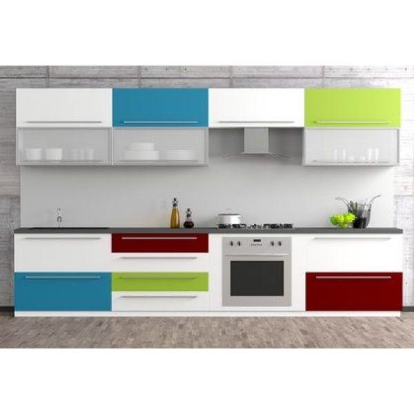 Je d cide de repeindre sa cuisine couleurs peinture application pr cautions - Repeindre cuisine en gris ...
