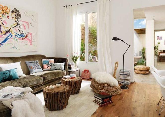 Une déco ethnique : place aux voyages dans votre maison !