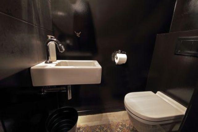 Une déco pour des toilettes modernes et design