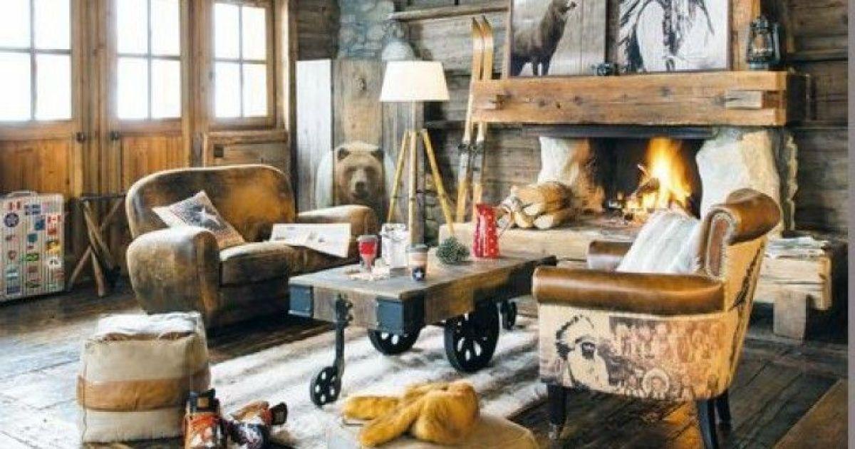 une d co style western dans votre maison meubles et accessoires. Black Bedroom Furniture Sets. Home Design Ideas