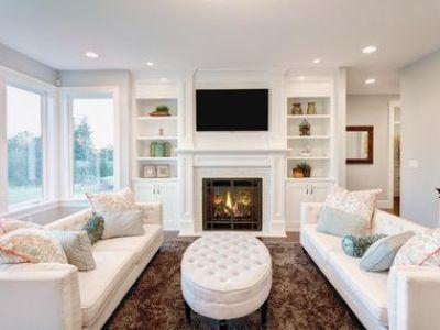 Une maison à la déco de luxe