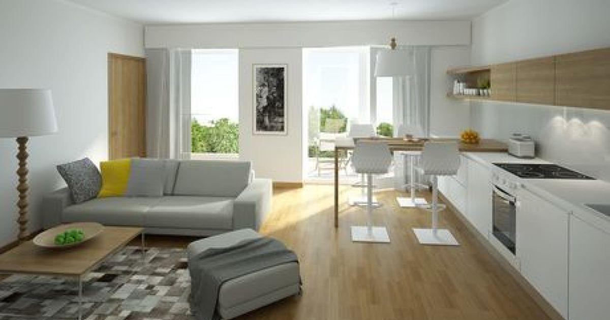 Une maison la d co minimaliste conseils et mod les - Electromenager financement maison ...