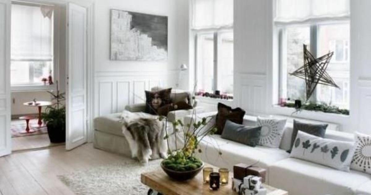 une maison la d co scandinave ou nordique. Black Bedroom Furniture Sets. Home Design Ideas