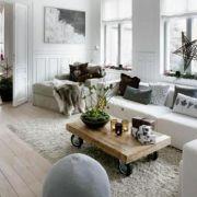 Une maison à la déco Scandinave