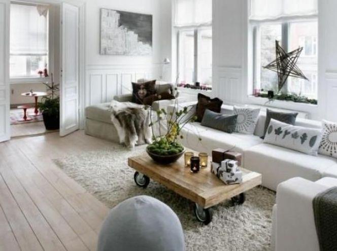 une maison la dco scandinave - Deco Scandinave