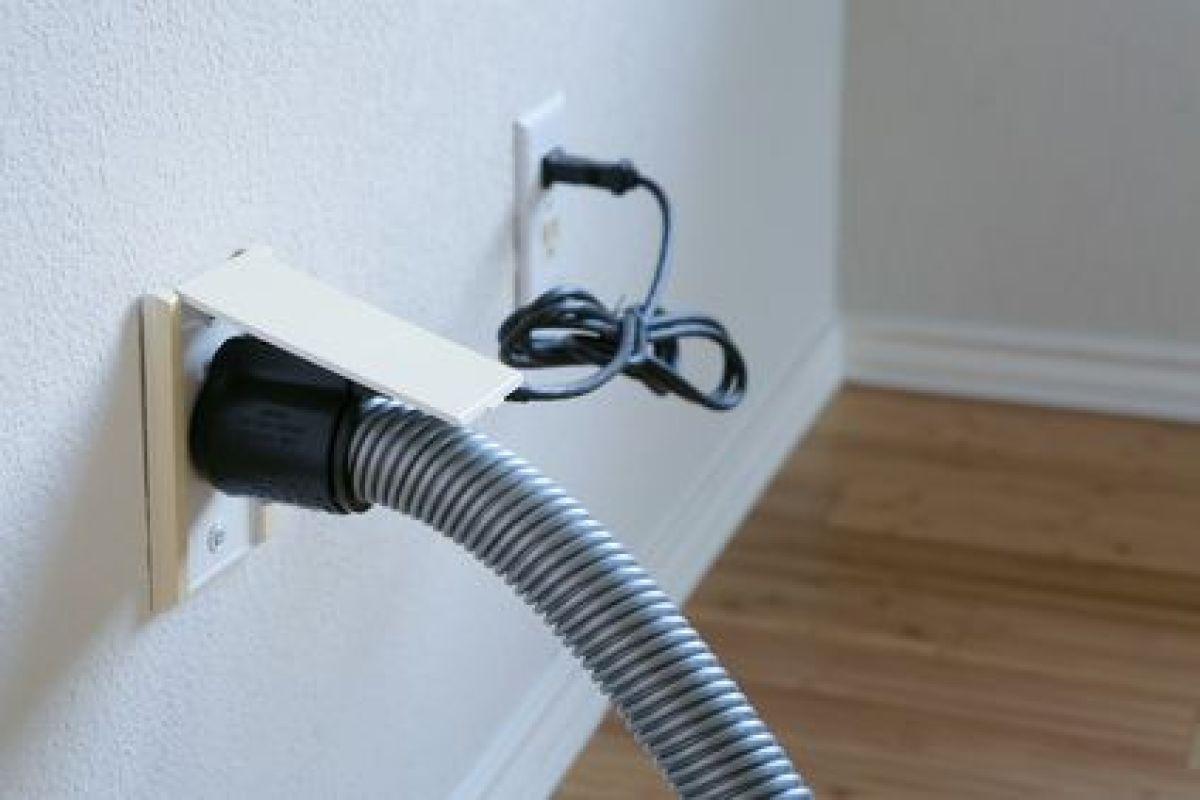 Savoir Ranger Sa Maison une maison avec aspirateur centralisé