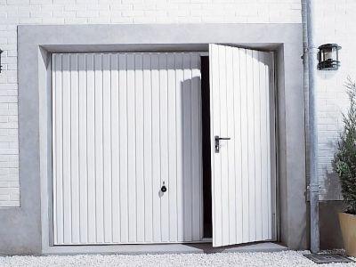 Le portillon de garage, un accès libre et rapide
