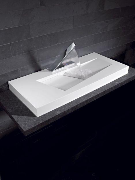 vasque design par espace aubade. Black Bedroom Furniture Sets. Home Design Ideas